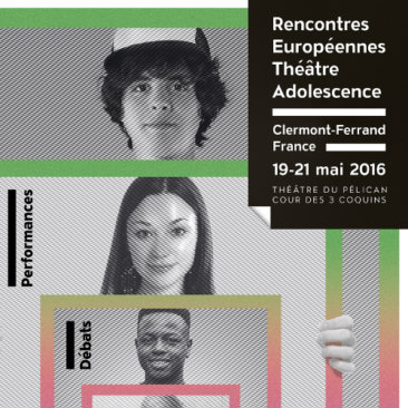 Generation to generation Projet Théâtre Adolescence Europe