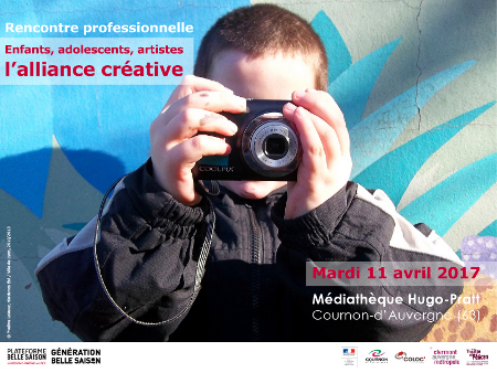 Enfants, adolescents, artistes : l'alliance créative !